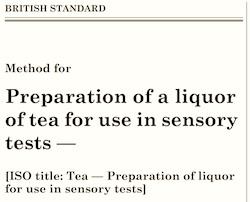 TeaStandard