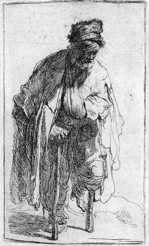 Rembrant_Beggar