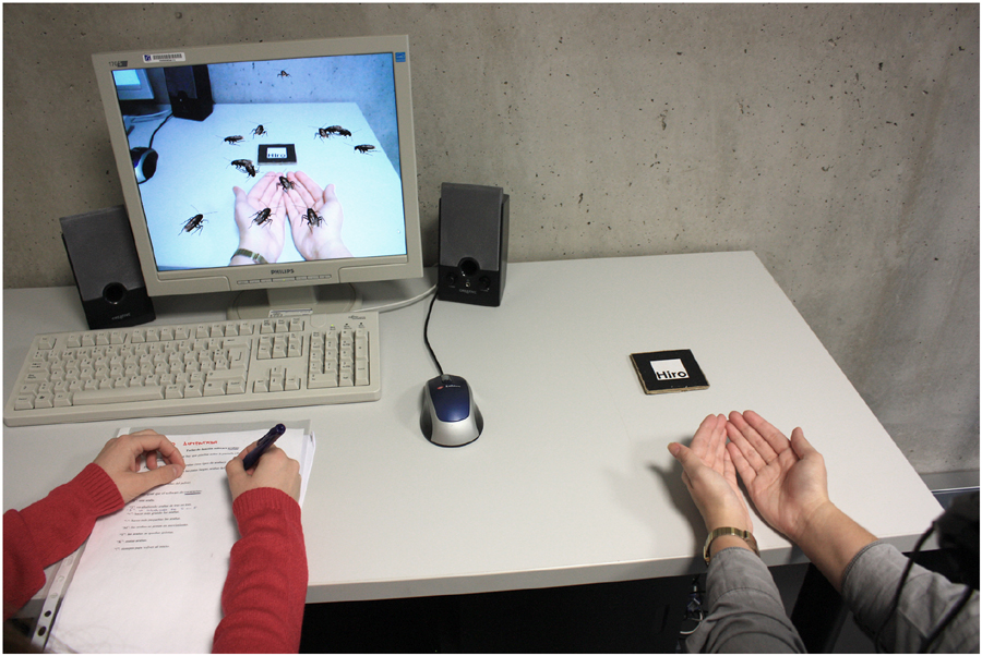 virtual reality research paper