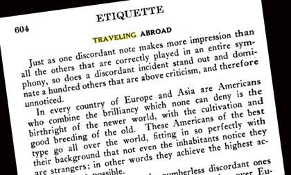 etiquette-travel