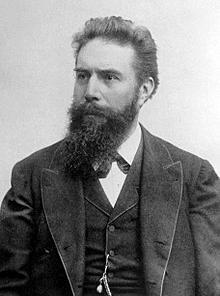 Wilhelm Conrad Röntgen, LFHCfS