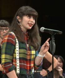 Cari Cesarotti, 2019 Ig Nobel Prize Ceremony