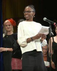 Jonna Morris, 2019 Ig Nobel Prize Ceremony