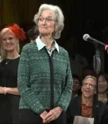 Julie Skinner Vargas, 2019 Ig Nobel Prize Ceremony