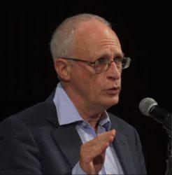 Oliver Hart, 2018 Ig Nobel Prize Ceremony