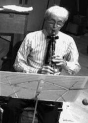 Bill Lipscomb (taken in 1995)