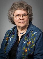 Sally Shelton (courtesy of Texas Tech Univ)